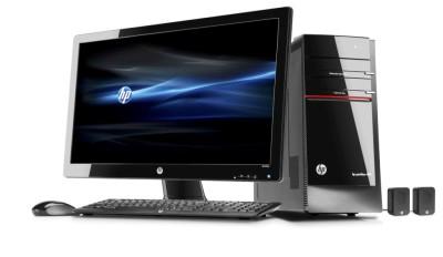 Complete HP Desktop i3